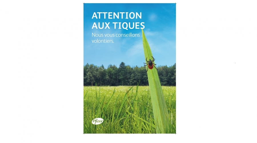 Attention aux tiques