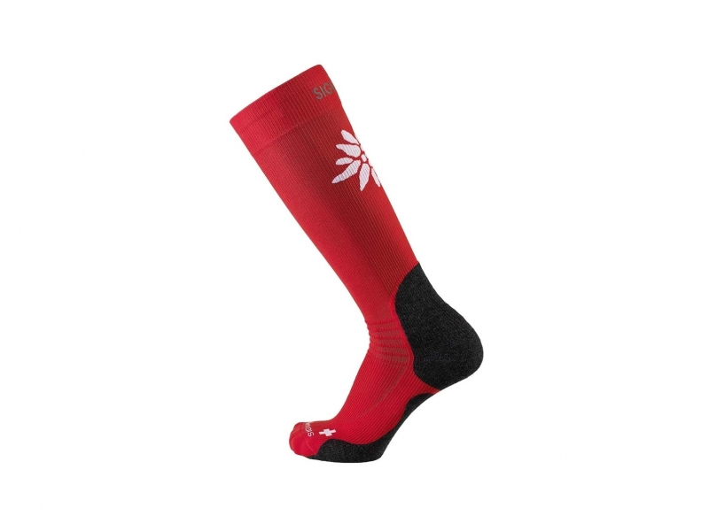 Sigvaris mountain socks XL 43-46.5 red